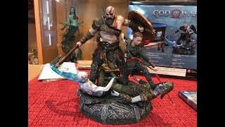 God Of War 2018 Collector's Edition Unboxing