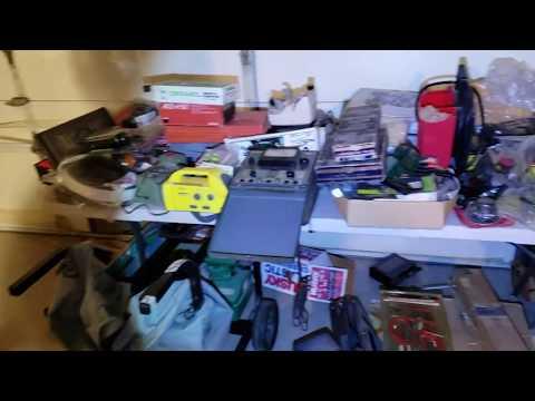 CBS Television Engineer Cameraman Estate Sale