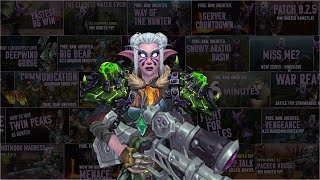 1K BINGE (1/6) - Marksmanship Hunter PvP (World of Warcraft: Battle for Azeroth 8.3)
