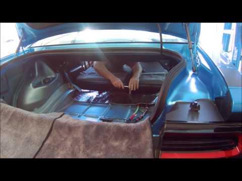 Challenger/Shaker Rear Strut Brace