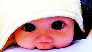 Big Eyed Cuties!   😂  Funny Baby Video   We Laugh