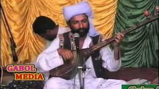 Akbar Gabol in a Balochi musical program of Gabol Baloch trible of Karachi PART 5 of 6