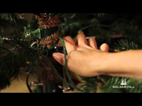 How to Fix a Sagging Branch on a Balsam Hill™ Tree
