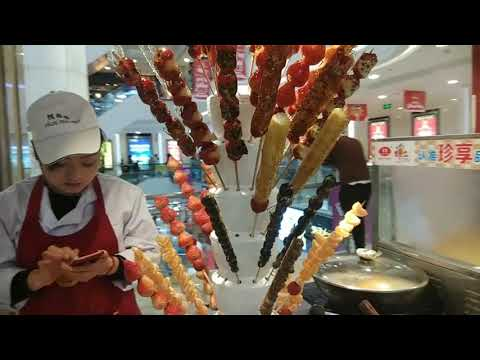Chinese Street Food | Beijing Street Food | Winter in Beijing