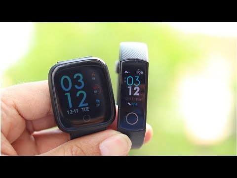 is this SmartWatch better than Honor Band 4??