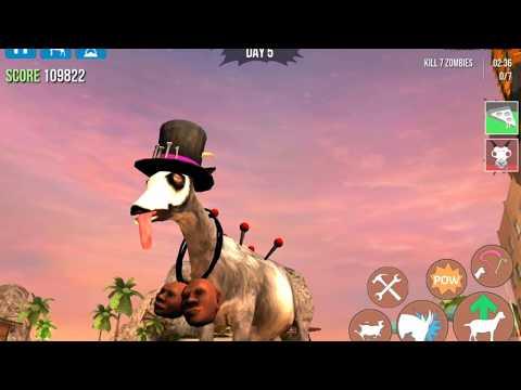 How to Unlock the Voodoo Goat (GoatZ)