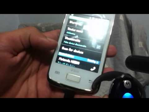 How To Pair A Motorola Bluetooth With An Iphone Motorola S305 Iphone 6