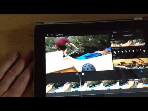 How To Do Slow Motion Video In iMovie
