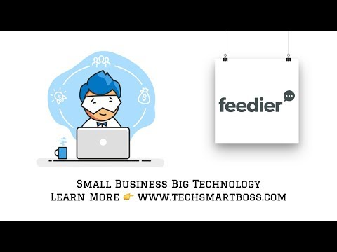 How To Feed Your Need For Customer Feedback with Feedier (Getting Started and Overview)