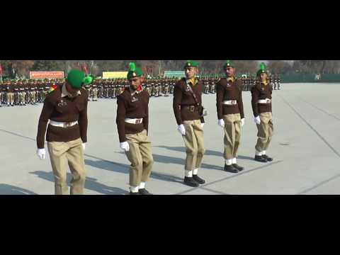 Pakistan Army Passing out (2018) Part 3
