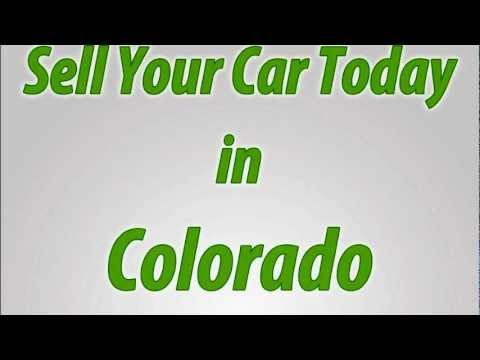 Sell A Car in Colorado