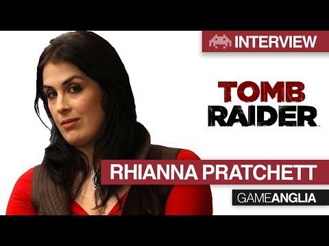 Writing Lara Croft | Rhianna Pratchett Interview