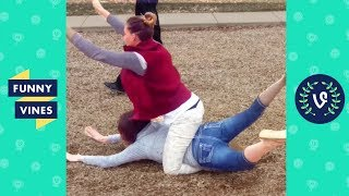 TRY NOT TO LAUGH - End of SUMMER FAILS! Part 2
