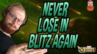 0 to 1 Million! - MORDO BLITZ! - MARVEL Strike Force