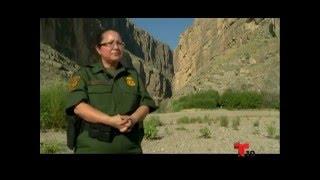 Mexicano que Cruza la Frontera Ilegalmente Todos los Días. En Contexto