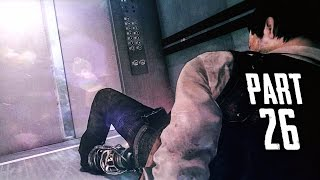 The Evil Within Walkthrough Gameplay Part 26 - Alpha Boss (PS4)