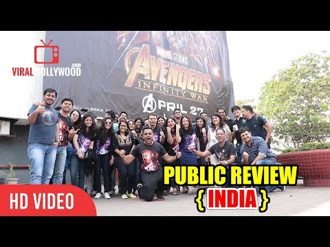 Avengers: Infinity War Official REVIEW INDIA (Mumbai) | Marvel Studios Movie Review