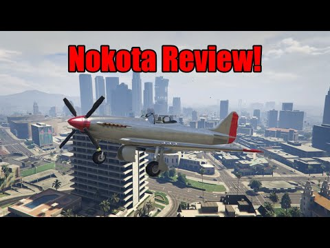 GTA P-45 Nokota Review