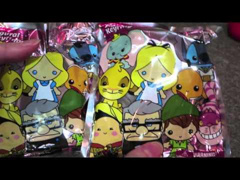 Blind Bag Time! Disney and Peanuts!