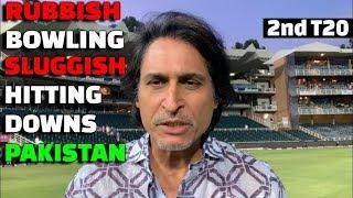 Rubbish bowling, sluggish hitting downs Pakistan | 2nd T20