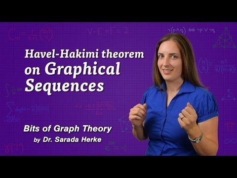 Graph Theory: 43. Havel-Hakimi Theorem on Graphical Sequences