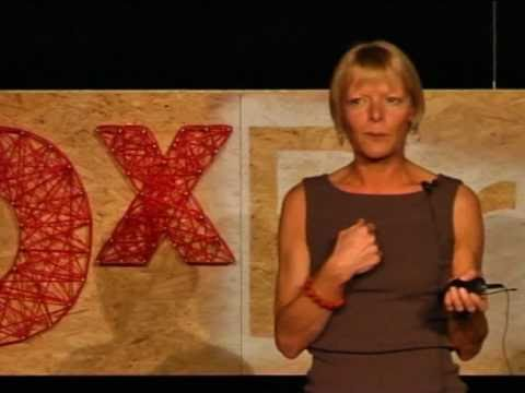 TEDxBratislava - Charmian Wylde - The wonder of Chinese medicine