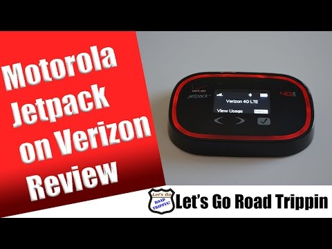 Motorola Jetpack MiFi on Verizon Review