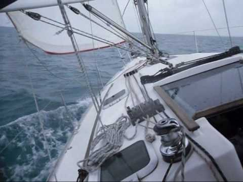 Sailing Fort Lauderdale to Key West.wmv