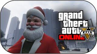 GTA 5 Online Christmas DLC Update Leaked - New Weapon,Horns ...