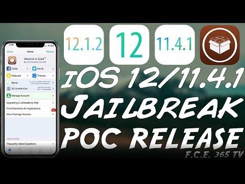 iOS 12.1.2 / 11.4.1 JAILBREAK POC AND TFP0 EXPLOIT DETAILS & DEMO RELEASED!