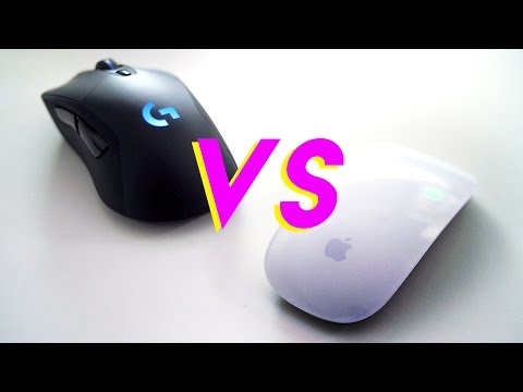 Gaming Mouse vs Apple Magic Mouse - Who Wins?