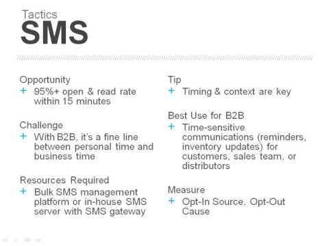 How to Build a B2B Mobile Marketing Strategy clip14