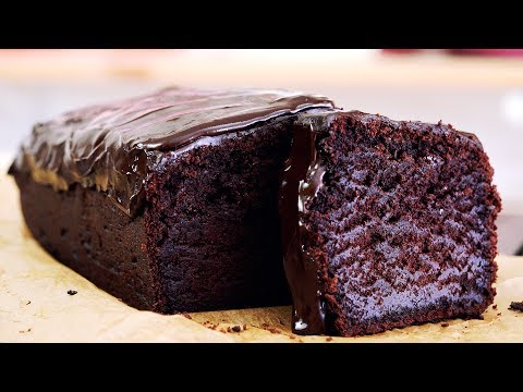 My Secret Moist Chocolate Fudge Cake Recipe - Vegan & Gluten Free