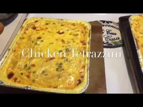 Chicken Tetrazzini Cousin Trisha's Style