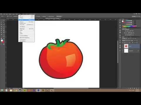 Photoshop CS6 Tutorial - 154 - Converting Selection to Path
