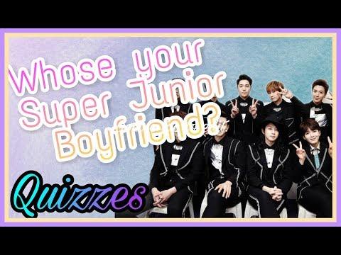 Super Junior Boyfriend Quizzes!!