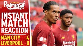 Man City 4-0 Liverpool | Instant Match Reaction