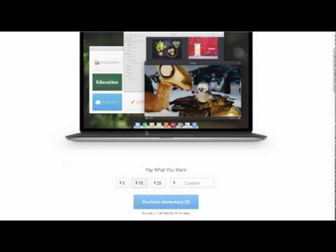 How to install Elementary OS (Linux) on a PC