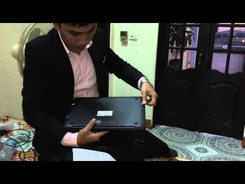 Unboxing Asus X453M Series review by TuanDK