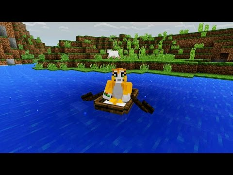 Minecraft: Pocket Edition - My First Night