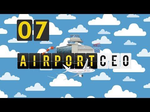 Airport CEO (7) - Ausbau des Flughafens und der Shops (deutsch Let´s Play)