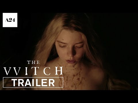The Witch Official Trailer HD A24