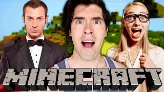 NUEVOS EXTRAÑOS AMIGOS | Minecraft | Parte 21 - JuegaGerman