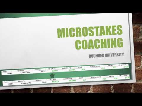 February Coaching Offer - Microstakes Poker Coaching