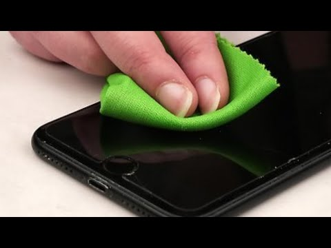 How to remove Scratches from Smartphone Screen ✔