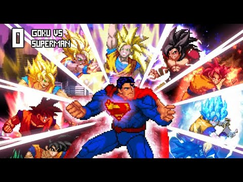 Xxx Mp4 Superman VS Goku 3gp Sex