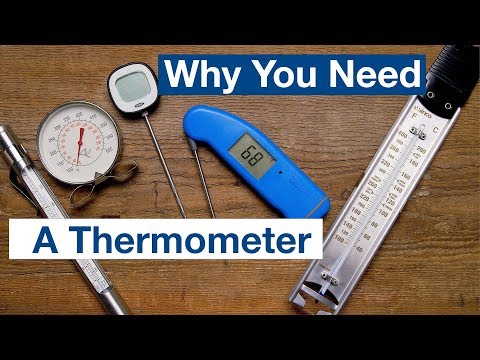 Why You Need A Thermometer || Test Kitchen Essentials || Le Gourmet TV Recipes