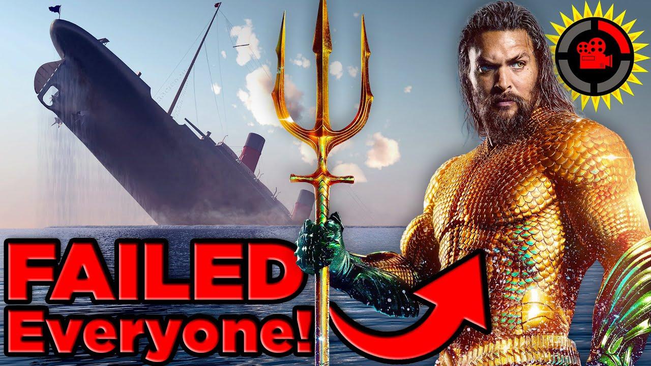 Film Theory: Aquaman is NO Hero!