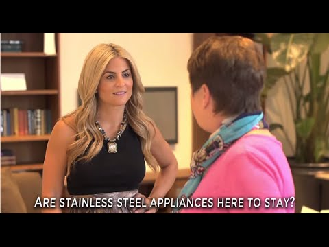 Are Stainless Steel Appliances Here to Stay?