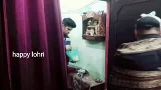 Happy lohri all of you #funny video  of lohri
